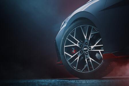 Hyundai Elantra N 2022, primer teaser