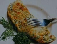 Tortilla a las finas hierbas