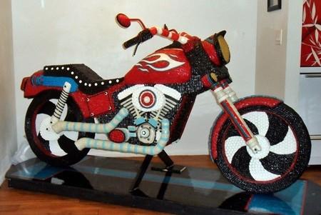 La motocicleta más dulce