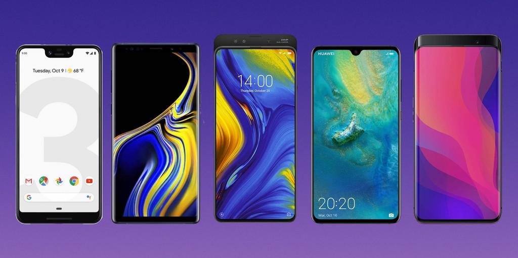 Xiaomi Mi Mix 3, comparativa: de este metodo queda frente al Mate 20, Galaxy™ Note 9, Pixel 3 XL y el resto de la grado adhesión Android