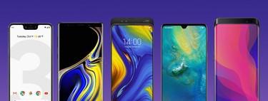 Xiaomi Mi Mix 3, comparativa: así queda frente al Mate 20, Galaxy Note 9, Pixel 3 XL y el resto de la gama alta Android