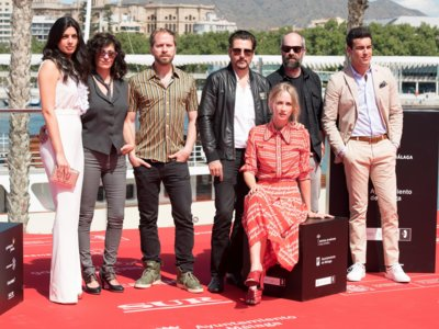 Festival de Málaga: primeros looks en la alfombra roja