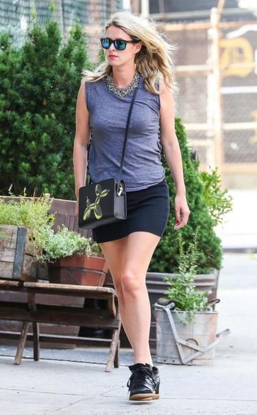Nicky Hilton lleva algo de H&M, ¿qué es?