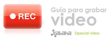 Guía para grabar video: Aprender a encuadrar bien. Especial video (IX)