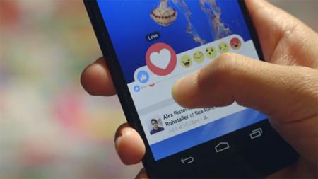 """Las """"Reacciones de Facebook"""" no son simples """"caritas"""": tienen sentido en su estrategia móvil"""