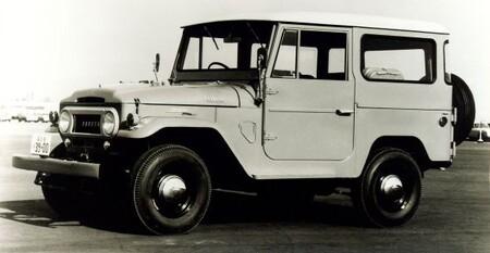 Toyota Landcruiser 40 Series 1960 Hires 1