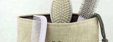 Beter lanza Natural Fiber: cepillos para el pelo, brochas de maquillaje y mucho más biodegradables