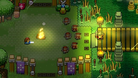 Hemos jugado a Blossom Tales, el The Legend of Zelda de 16 bits para Steam