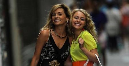 Carrie y Samantha en