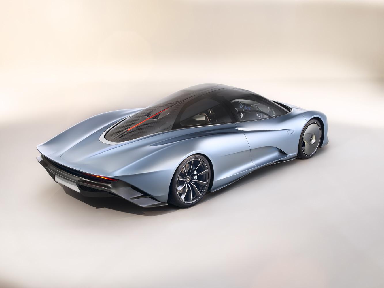 Foto de McLaren Speedtail (4/18)