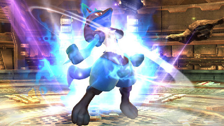 Lucario confirmado para Super Smash Brothers