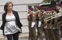 Los blogs ParentDish y Strollerderby le dedican dos posts a la nueva Ministra de Defensa