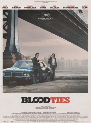 'Blood Ties', cartel y tráiler