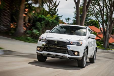 Nueva cara para el Mitsubishi ASX americano y presumiblemente también para Europa