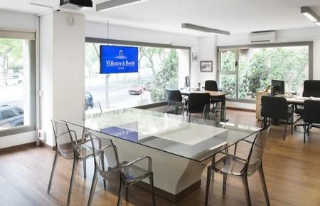 Espacios para trabajar: la nueva oficina de Villeroy & Boch en Barcelona