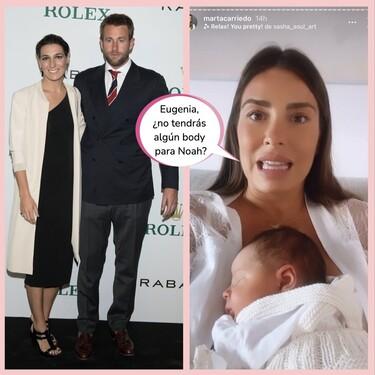 Eugenia Osborne anuncia su separación y Marta Carriedo a su bebé: Instagram parece hoy la portada de 'Hola'