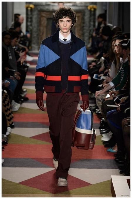 Valentino Men Fall Winter 2015 Menswear Collection 008