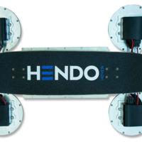 Hendo nos enseña en funcionamiento lo que realmente es un hoverboard