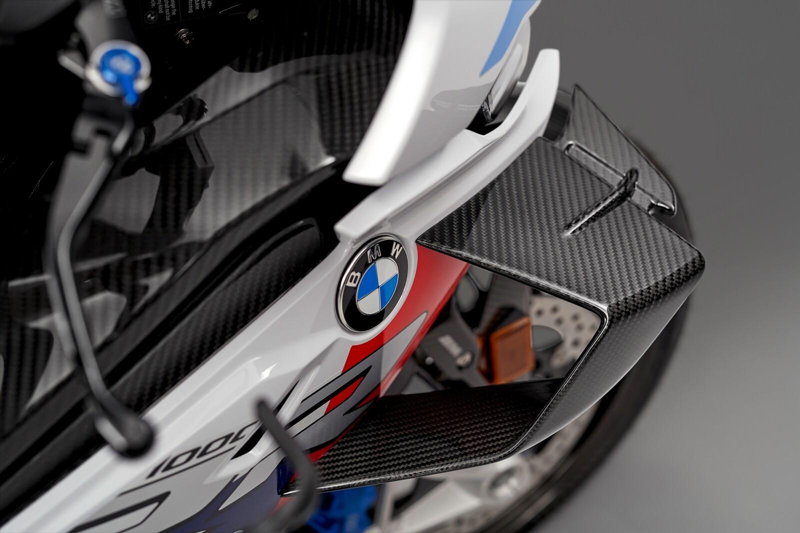 Foto de BMW M 1000 RR 2021 (17/21)