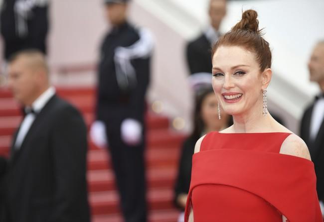 Festival De Cannes 2018 Julianne Moore