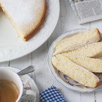 Receta de bizcocho de harina de arroz y yogur de soja para el #DíadelCelíaco