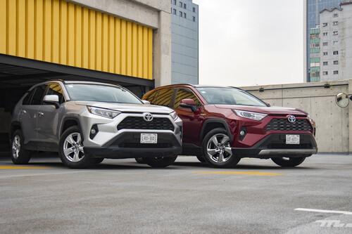 Toyota RAV4 Hybrid vs. RAV4 Limited: esto ahorrarás tras 5 años con un SUV híbrido en México