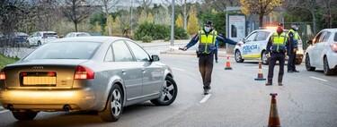 Las multas de los conductores extranjeros en España se pueden quedan sin cobrar: se notifican, pero su pago es 'voluntario'