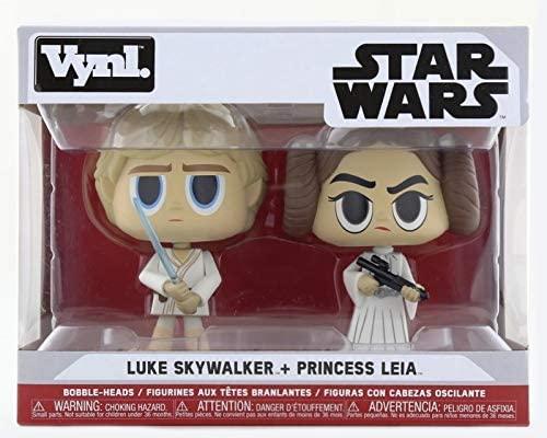 Funko Vynl: Star Wars - Princess Leia & Luke Skywalker
