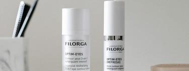 El nuevo contorno de ojos en stick de Filorga con efecto flash, se convierte en nuestro mejor aliado contra bolsas, ojeras y arruguitas