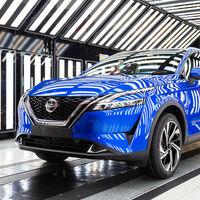 El nuevo Nissan Qashqai ya ha comenzado su producción en Europa y llega con versiones electrificadas en exclusiva