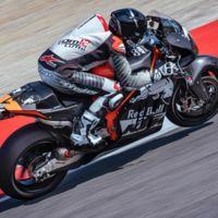 KTM continua el desarrollo de la RC16 en Mugello y con Tom Lüthi a los mandos