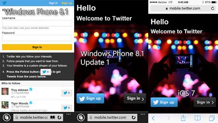 """""""No, yo no soy Internet Explorer"""": así ha mejorado Microsoft el navegador de Windows Phone 8.1"""