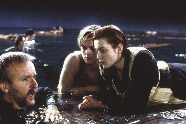 James Cameron se equivocó con el final de 'Titanic'