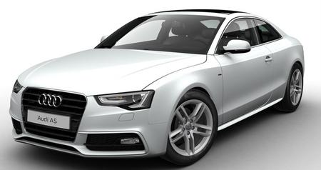 Audi A5 Coupé S Line Edition