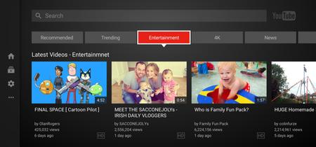 YouTube TV tiene ya su aplicación para la tele