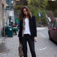 El street style da la bienvenida al otoño con mucho estilo