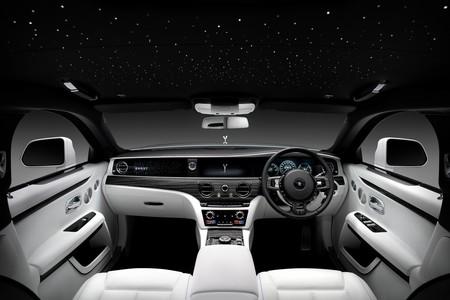 Rolls Royce Ghost 2021 12