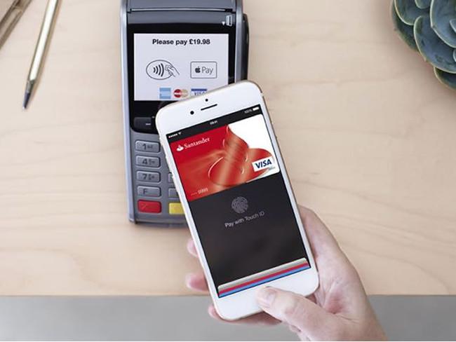 Un informe calcula que Apple Pay supondrá la mitad de los pagos móviles en 2020