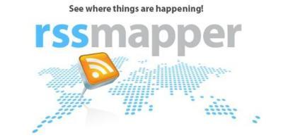 Rssmapper, visualiza y comparte feeds geolocalizados