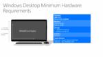 Microsoft revela los requisitos mínimos de Windows 10 en PCs y móviles