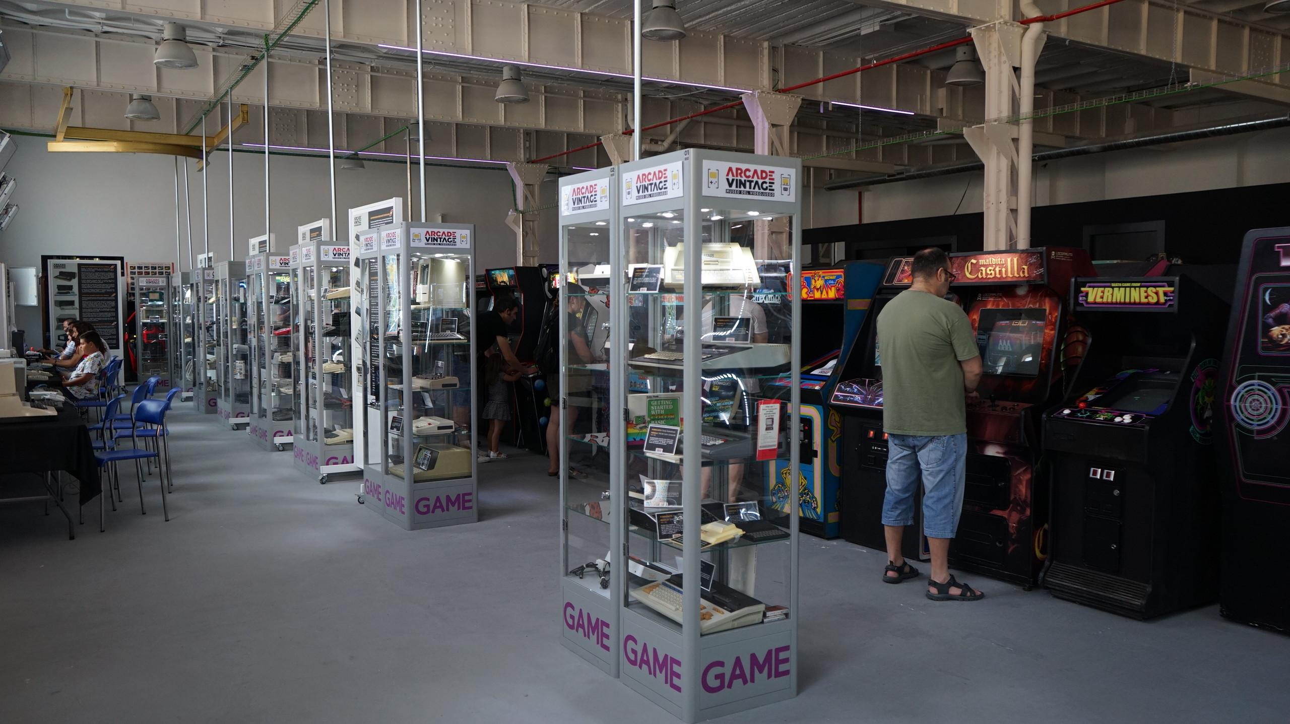 Foto de Museo máquinas Arcade (27/46)
