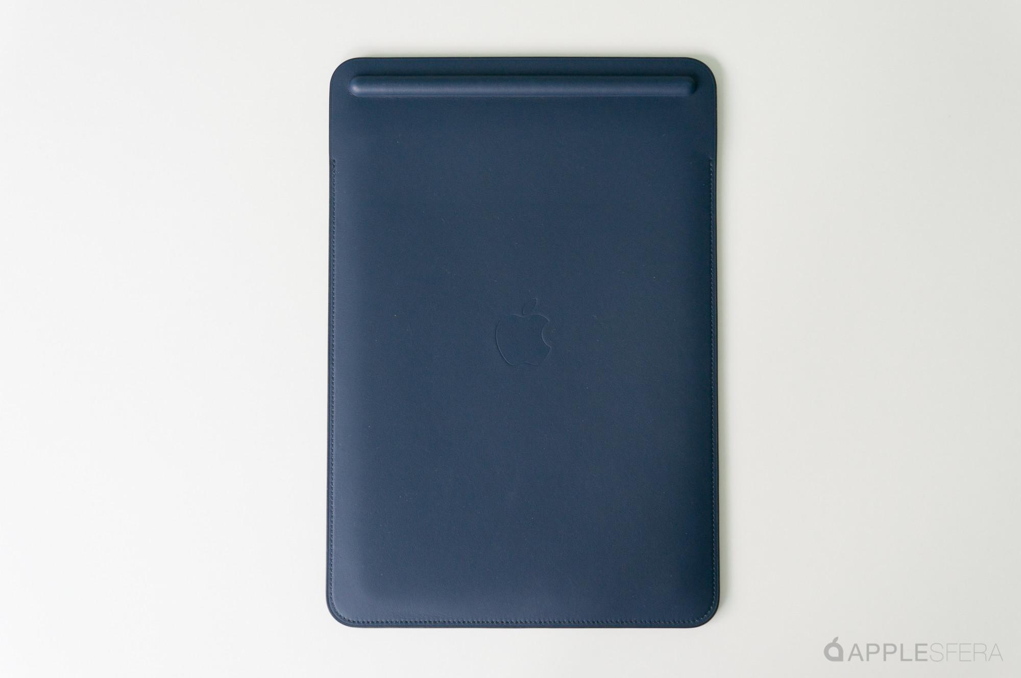Foto de Nueva funda de piel para iPad Pro (2/5)