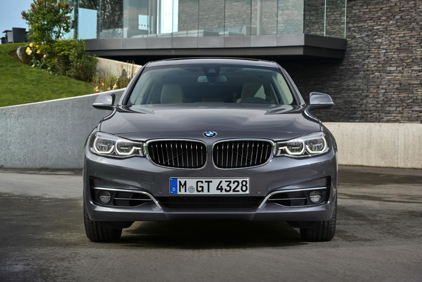 Foto de BMW Serie 3 Gran Turismo (1/8)