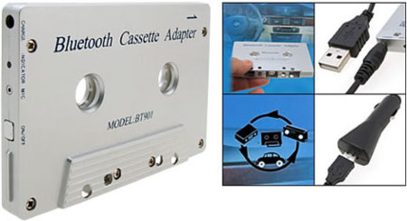 Flexii Bluetooth Cassette Adapter