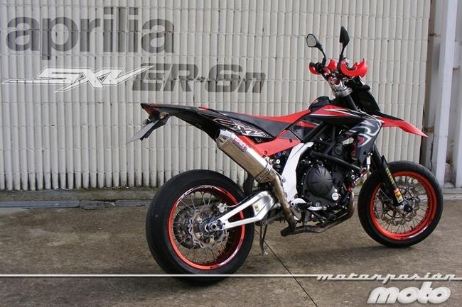 Aprilia SXV ER-6N