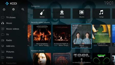 Kodi llega a la Xbox One para mejorar las opciones de la consola y convertirla en un completo centro multimedia