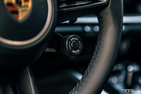 Porsche 911 Carrera S Drive Mode