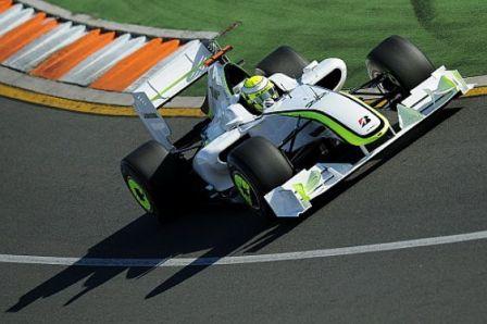 Jenson Button confirma en Australia el cambio de protagonistas con la pole
