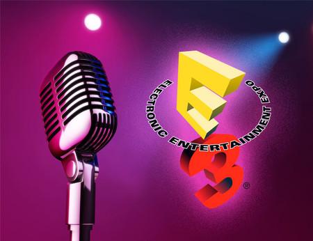 Elegidos para la gloria. Porque las conferencias del E3 no las presenta cualquiera. ¿O sí?