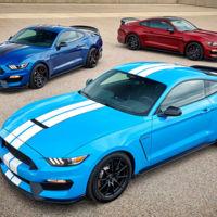 Ford Mustang Shelby GT350 2017 se actualiza con nuevos colores y mayor capacidad deportiva